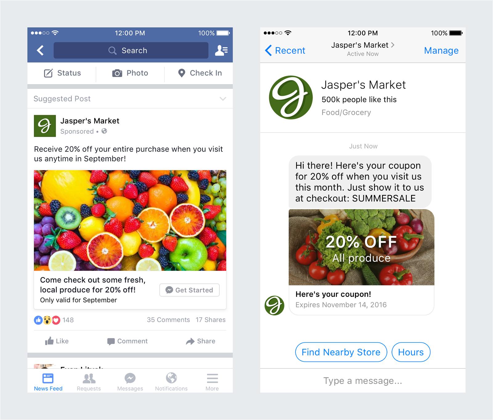 facebook ads e bot