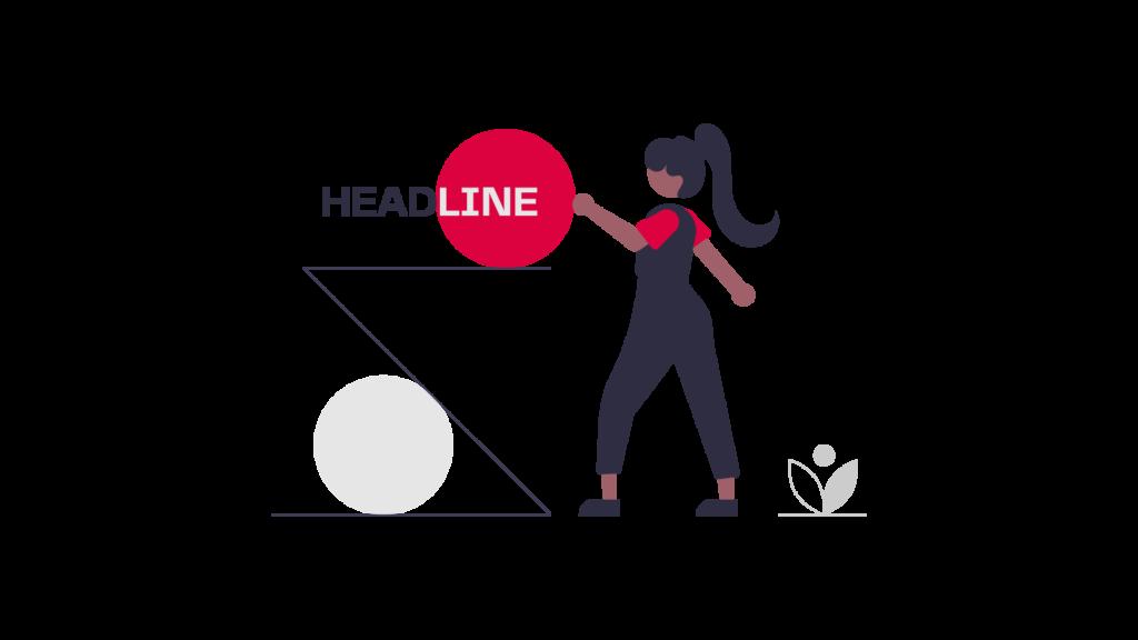 scrivere headline e titoli efficaci