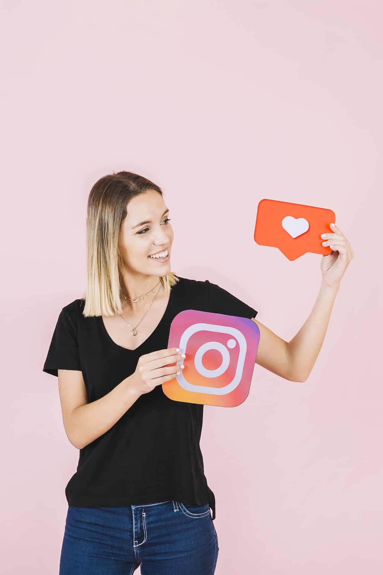 Trucchi per Instagram