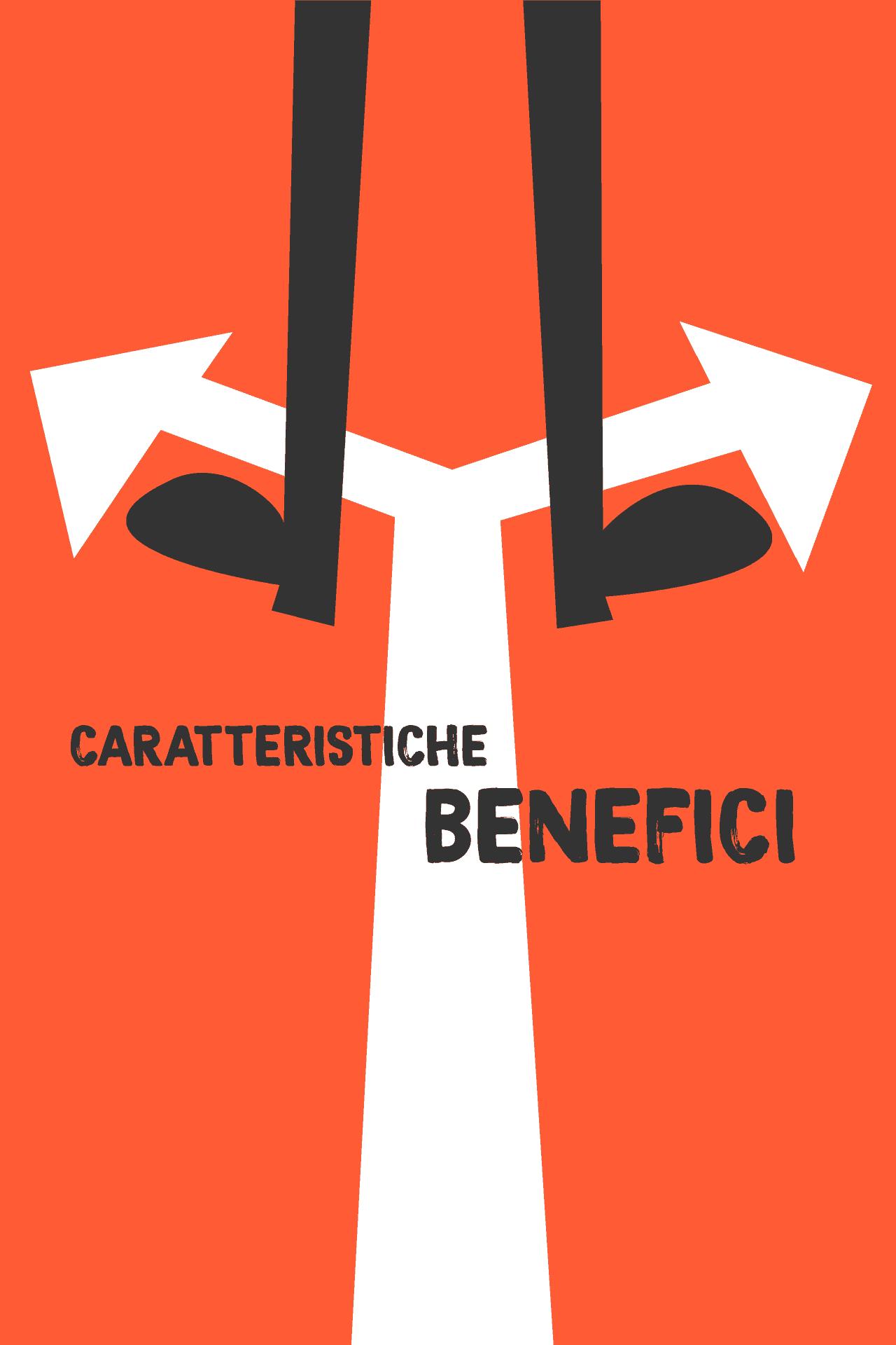 Caratteristiche vs Benefici