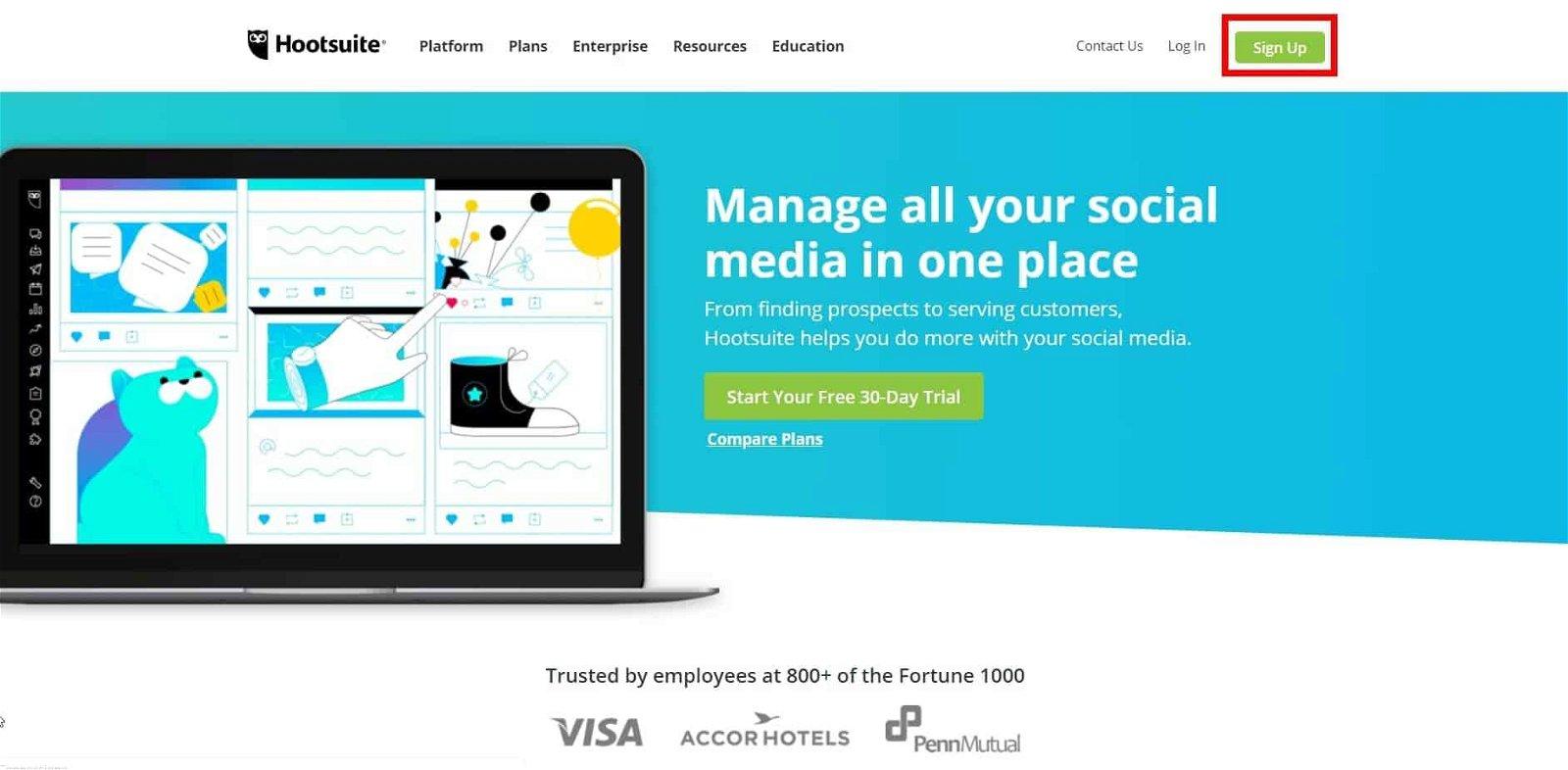 Recensione Hootsuite - La Suite giusta per Il Social Media Marketing? 1