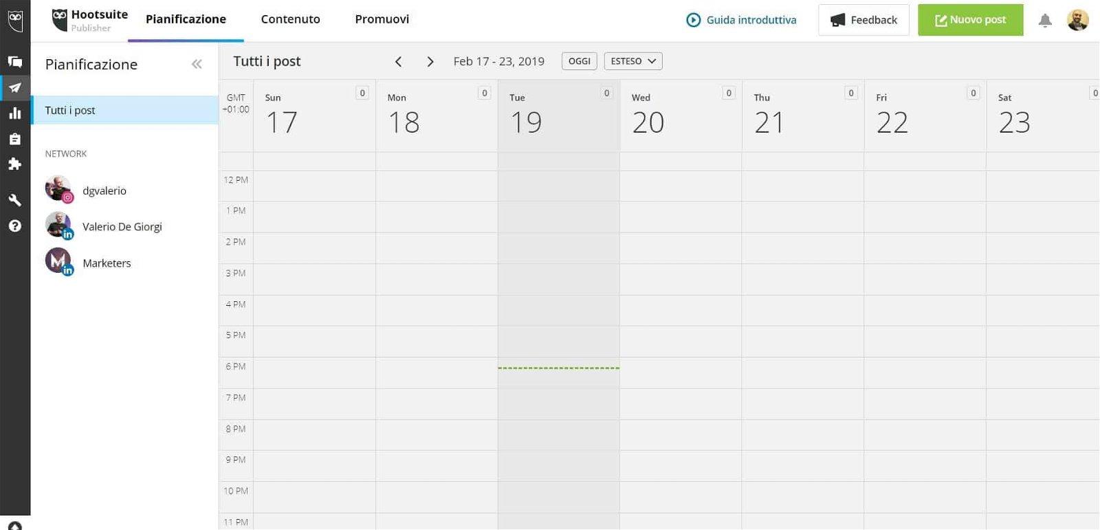 Recensione Hootsuite - La Suite giusta per Il Social Media Marketing? 12