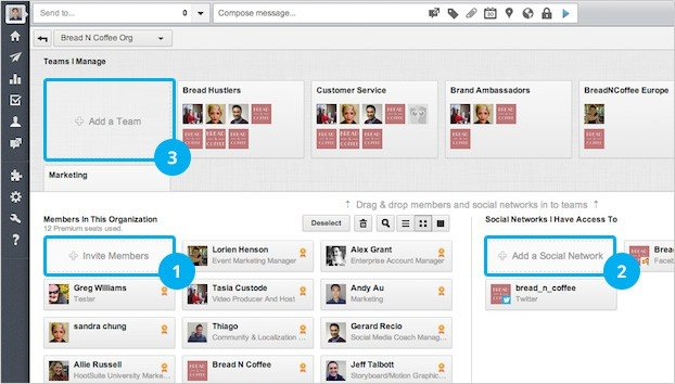 Recensione Hootsuite - La Suite giusta per Il Social Media Marketing? 16