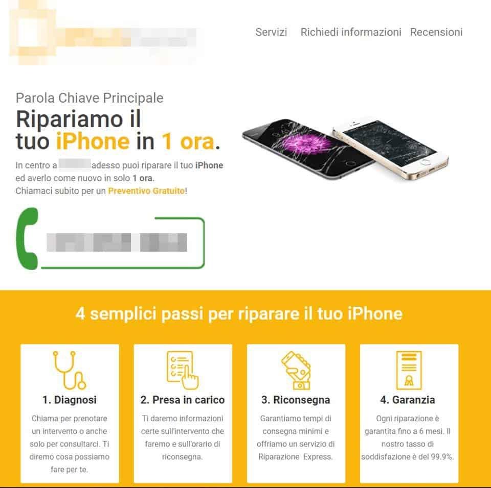 landing-diurna-case-study-riparazione-iphone