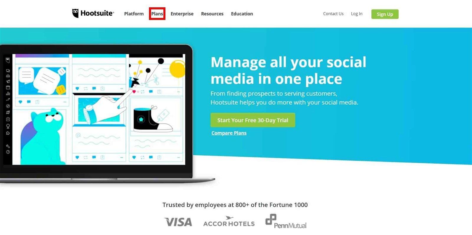 Recensione Hootsuite - La Suite giusta per Il Social Media Marketing? 2