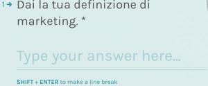 Crea quiz online: guida completa per raccogliere informazioni sui tuoi utenti 3
