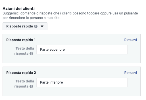 Facebook_Chatfuel_ManyChat_Configura_Risposte_ManyChat_FB