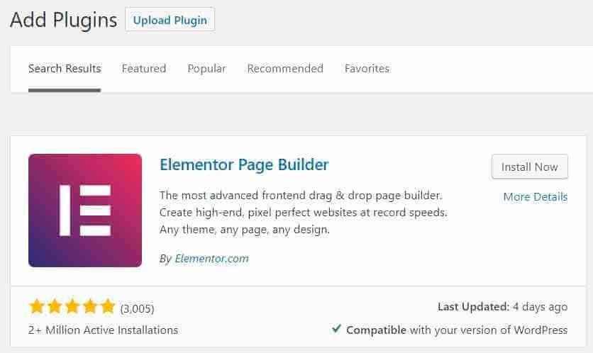Recensione Elementor: come usare il page builder migliore per Wordpress 1