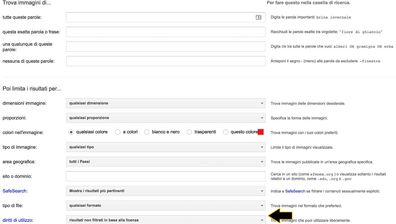 Google Immagini: come puoi sfruttarlo al massimo con le funzionalità nascoste 1