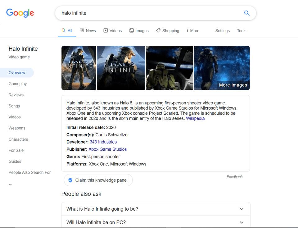 google videogiochi