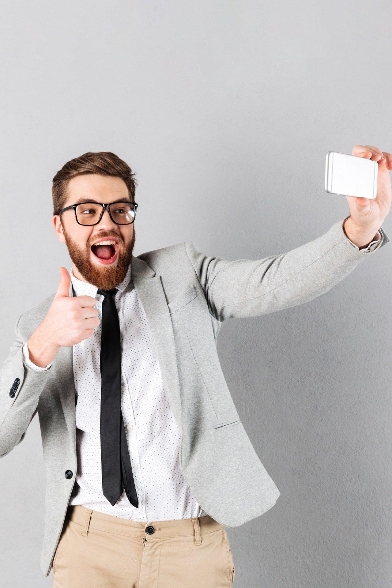 instagram selfie sticker