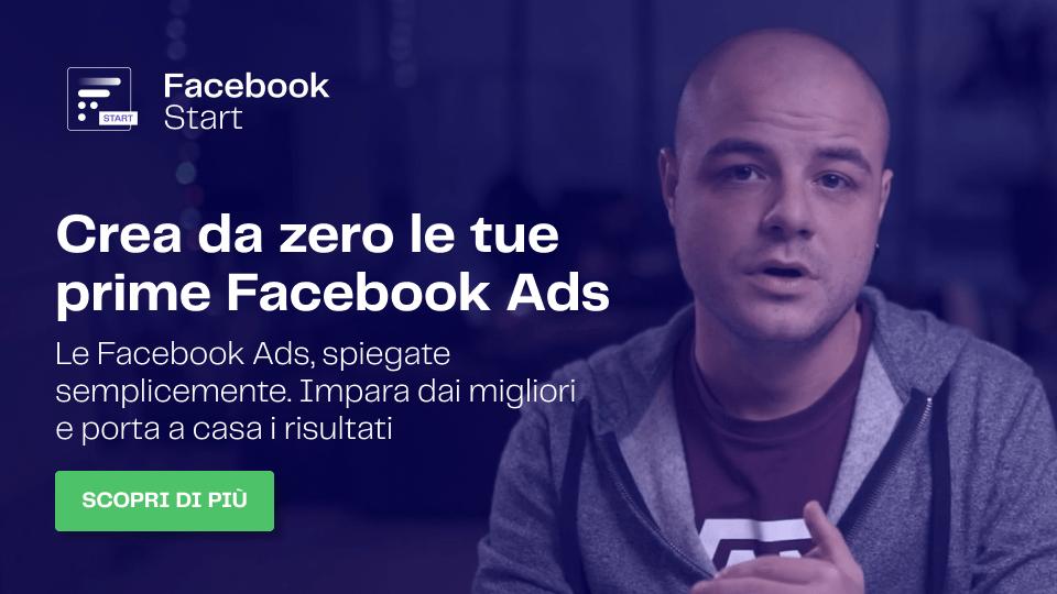 Guida Facebook Ads: da 0 a ROI (costi, strategie e casi studio) 1