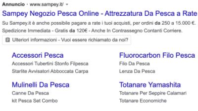 Google Ads modulo lead