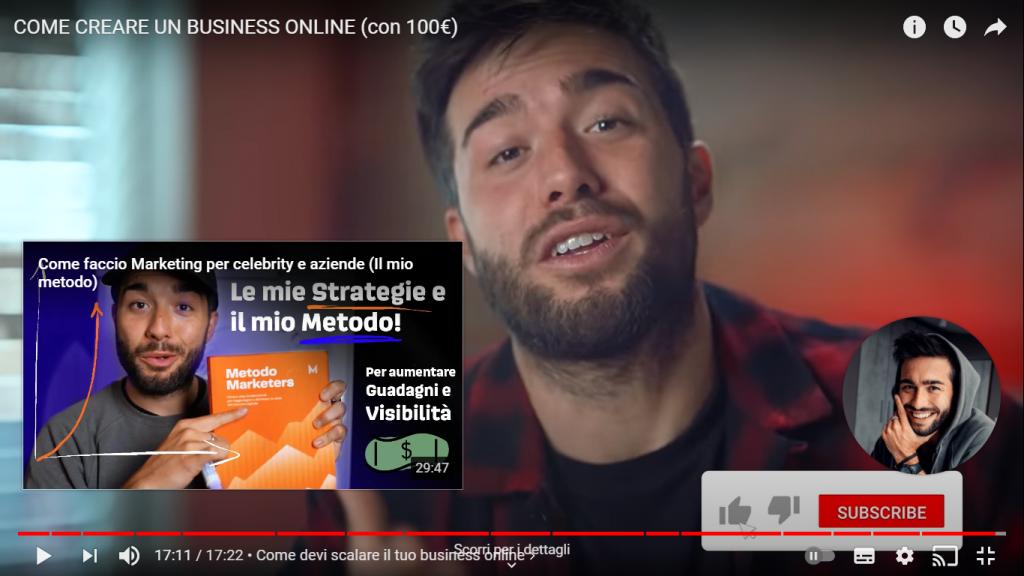 Google Ads overlay
