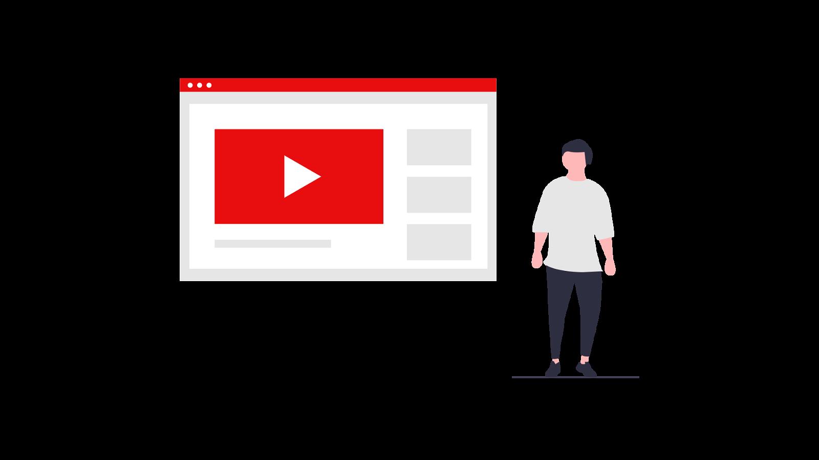 Crescere su youtube