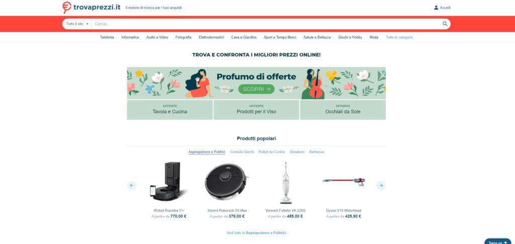 Guida E-commerce aggregatori
