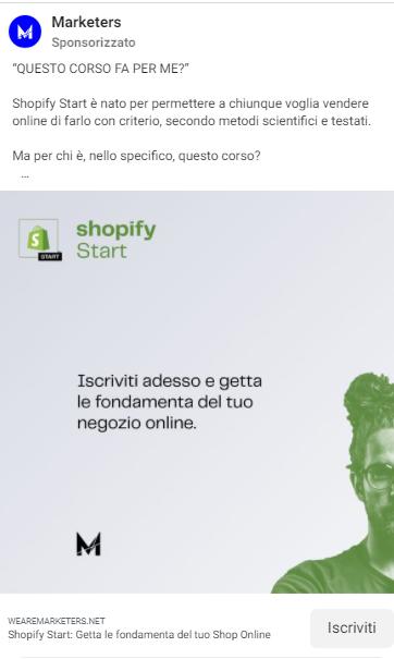 Guida E-commerce native advertising