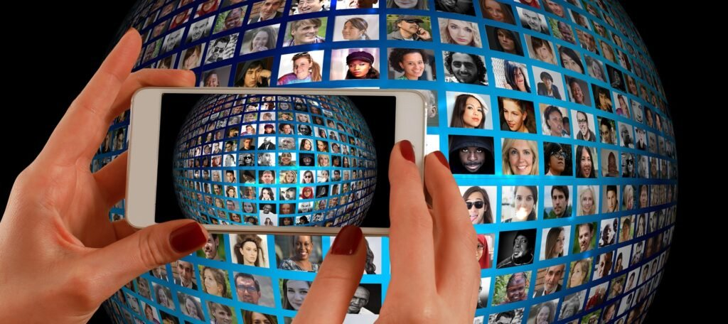Guida E-commerce social network