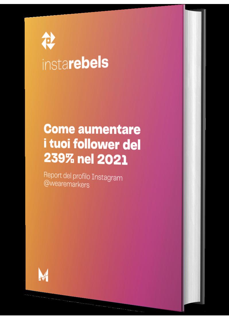 copertina ebook insta rebels