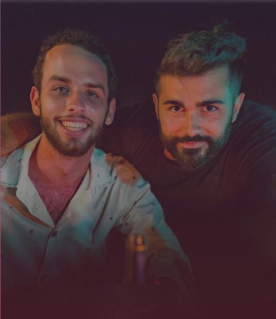 Guida Instagram Vittorio e Renny
