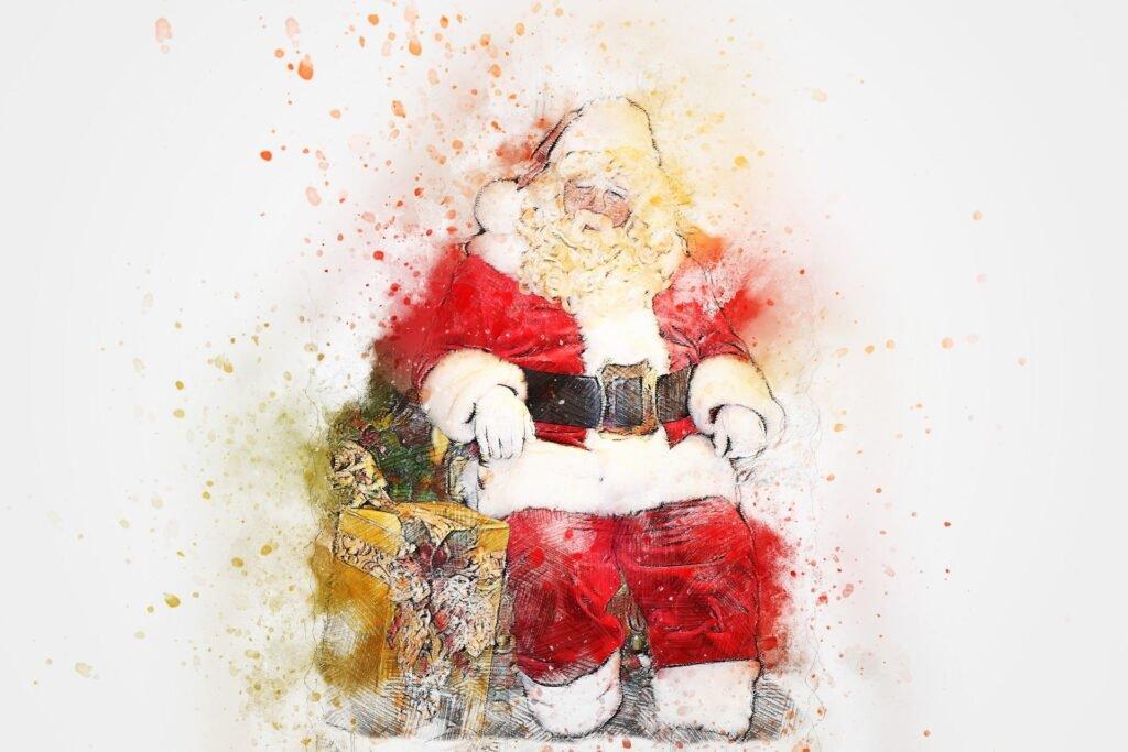 Guida Storytelling Babbo Natale Coca Cola