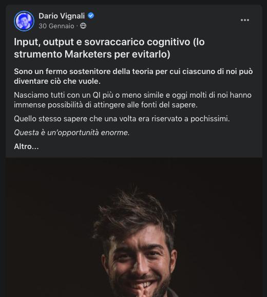 Organico: Gruppo Marketers (CONTROLLO) 1