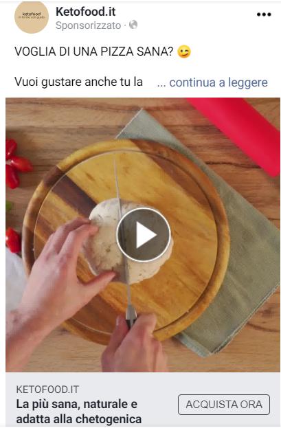 Pizza-ad