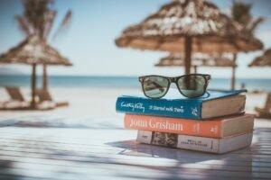 libri-ombrellone