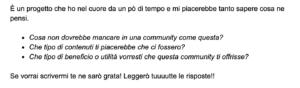 screenshot mail giulia calcaterra