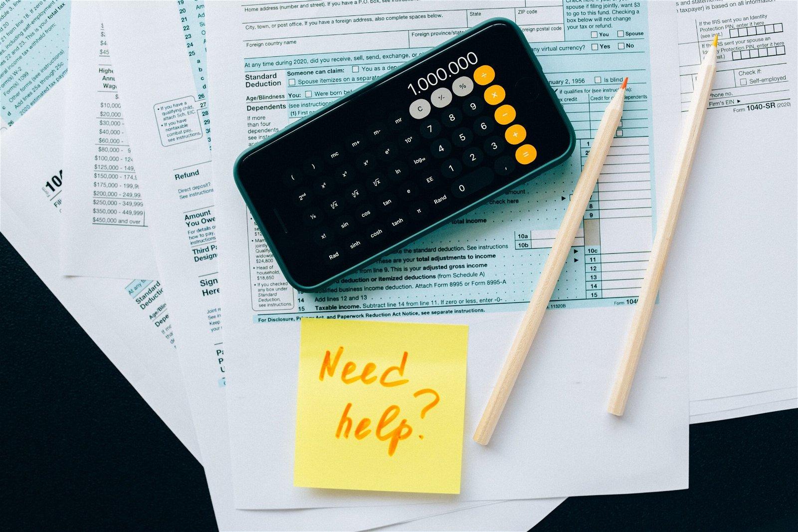 Serve aiuto con le tasse da partita iva?